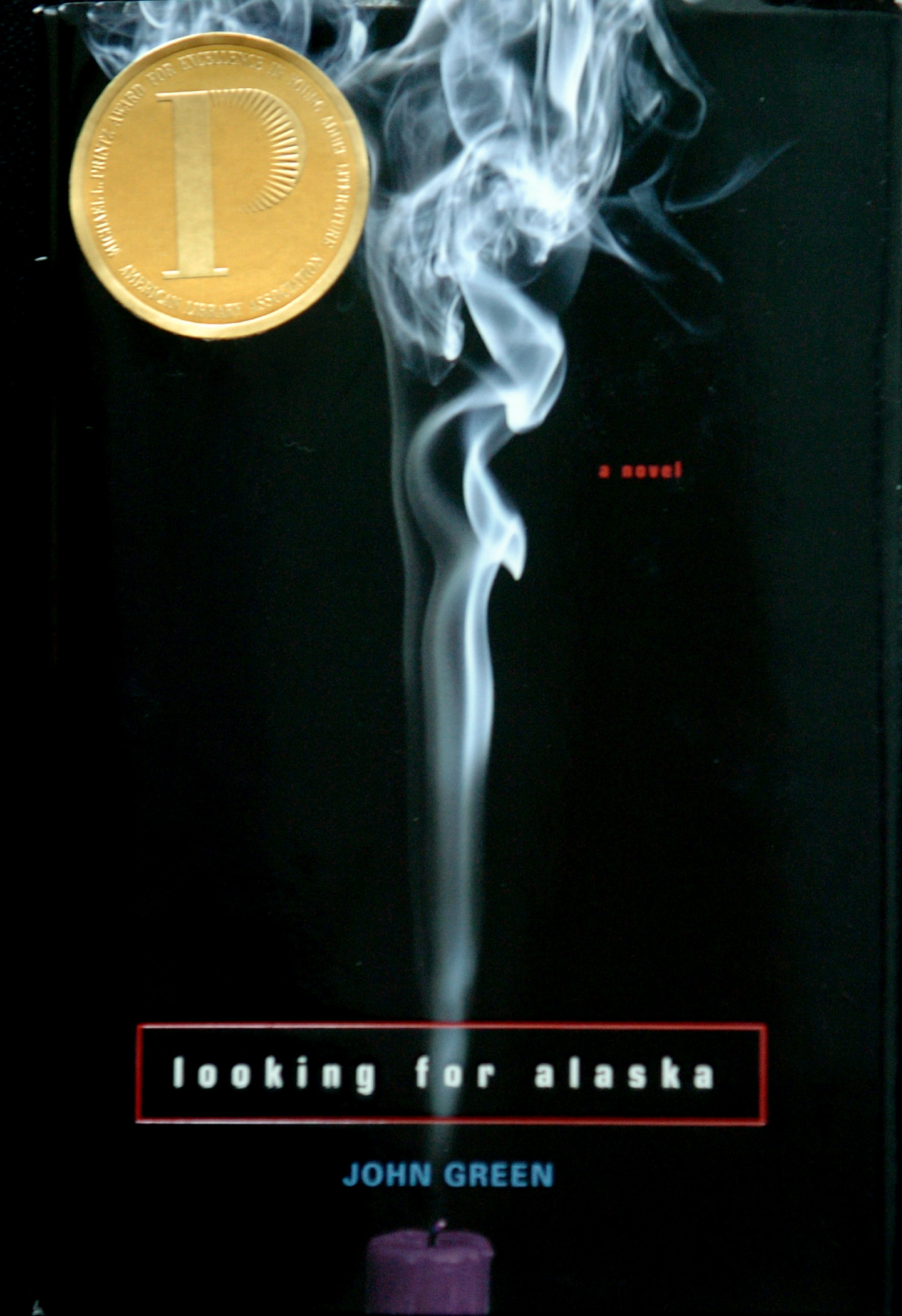 looking for alaska cover.